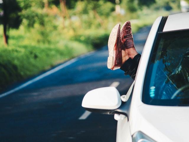 Självkörande bilar är säkra